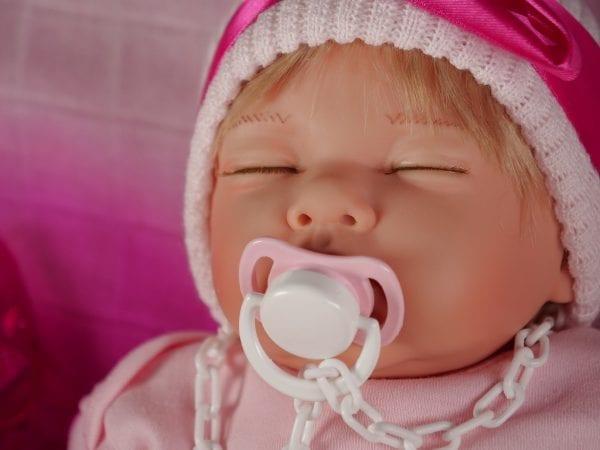 Bebé reborn Ángela 2