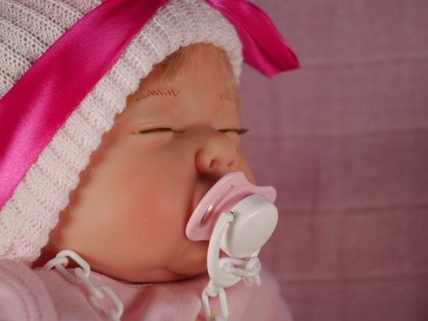 Bebé reborn Ángela 3