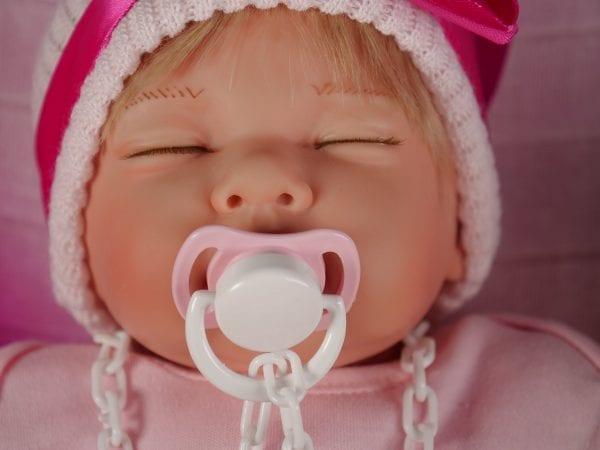 Bebé reborn Ángela 4