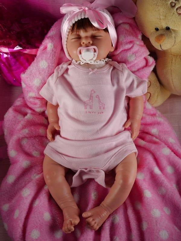 Bebé reborn Luisa