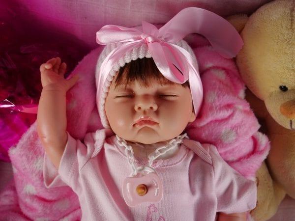 Bebé reborn Luisa 2