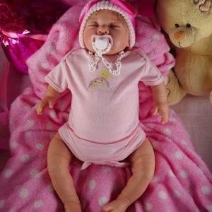 Bebé reborn Ángela