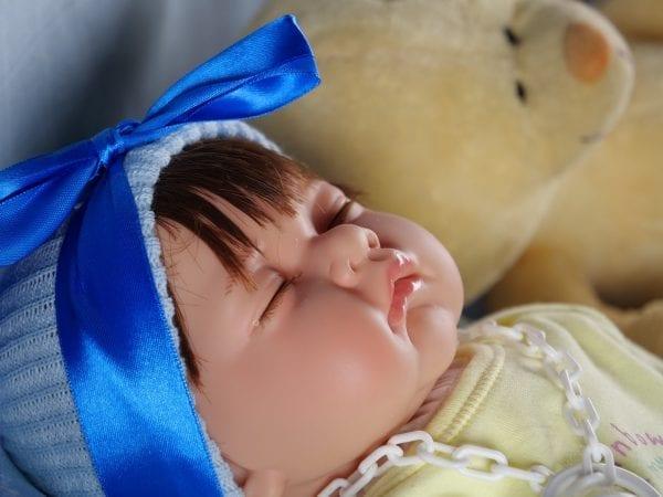 Bebé reborn David 4