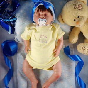 Bebé reborn David