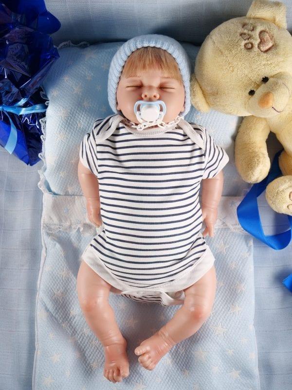 Bebé reborn Luis 3