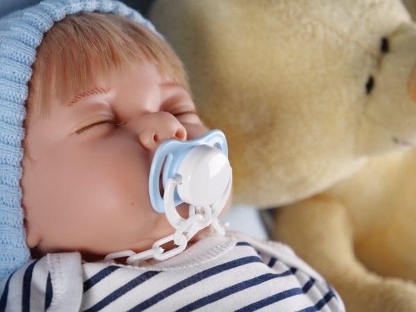 Bebé reborn Luis 4