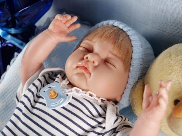Bebé reborn Luis 2