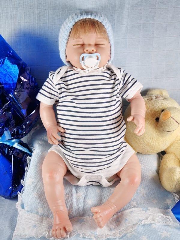 Bebé reborn Luis