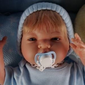 Bebé reborn Mikel 2