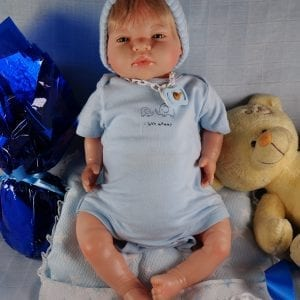 Bebé reborn Mikel