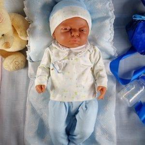Bebé reborn Aitor 4