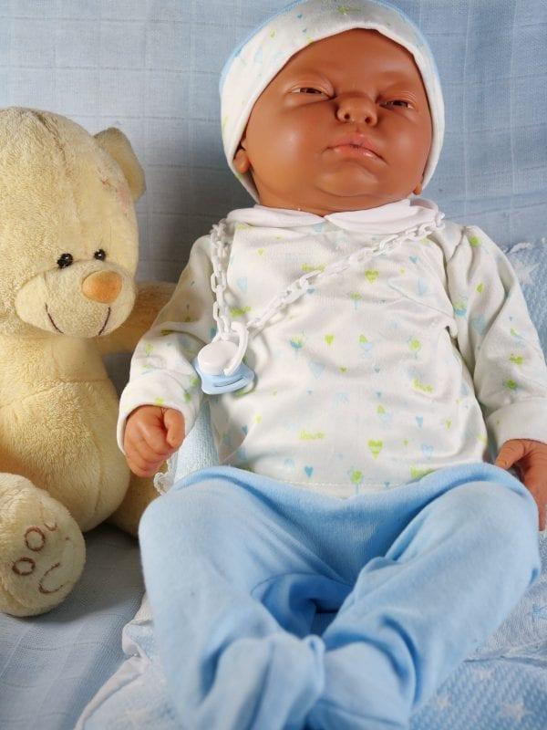 Bebé reborn Aitor 3