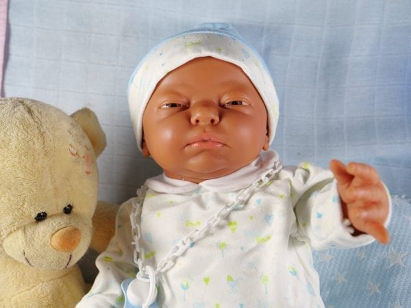 Bebé reborn Aitor 2