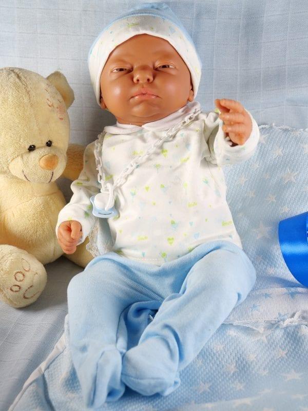 Bebé reborn Aitor
