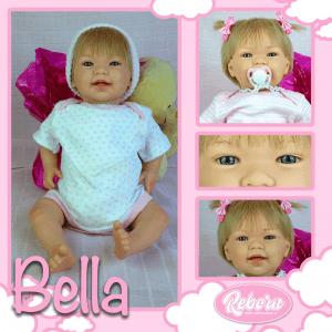 bebe reborn bella