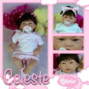 bebe reborn celeste