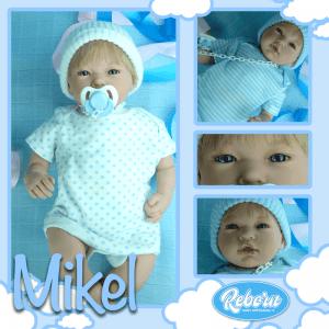 bebe reborn mikel