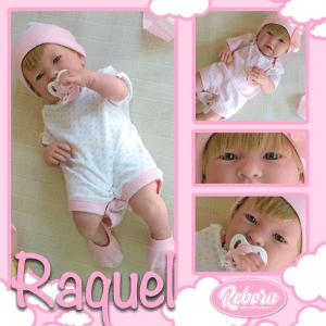 bebe reborn raquel