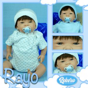 bebe reborn rayo