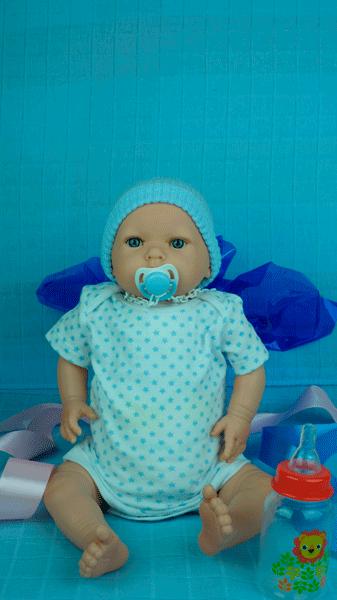 bebe reborn sergio
