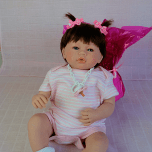 bebe reborn violeta