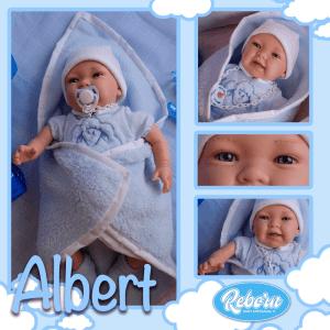 bebe reborn albert