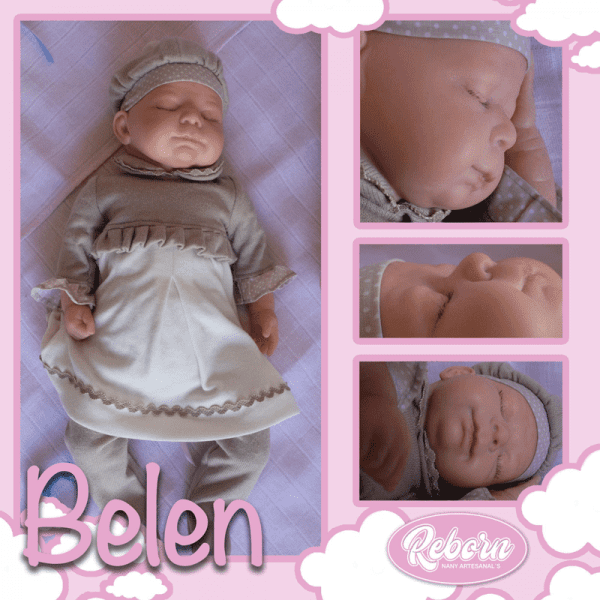 bebe reborn silicona compacta