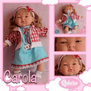bebe reborn carola