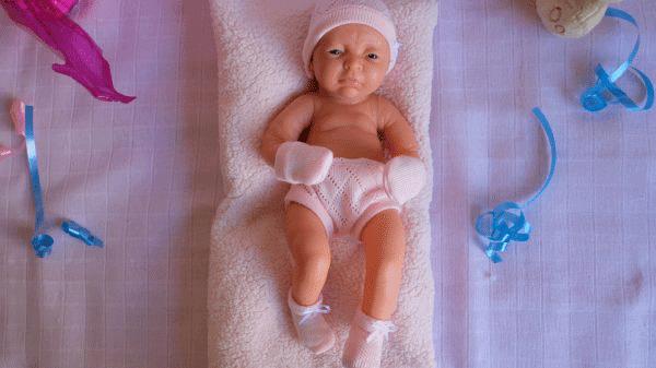 bebe reborn vinilo siliconadod