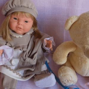 bebe reborn vinilo siliconado