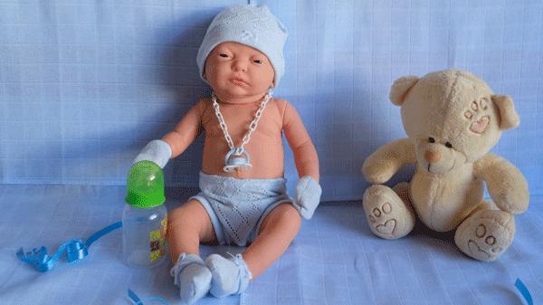 bebe reborn ismael