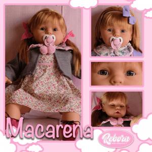 bebe reborn macarena