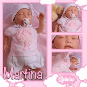 bebe reborn martina