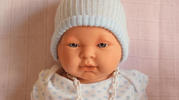 bebe reborn jorge