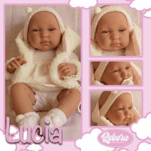 bebe reborn lucia