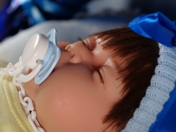 Bebé reborn David 3